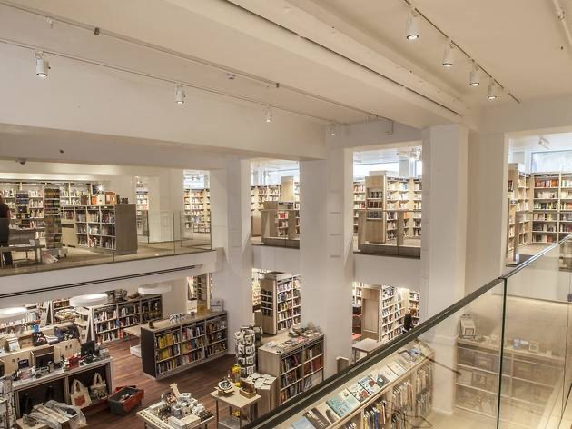 book, foyles, and bookstore image