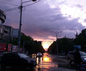beautiful, rain, and storm image