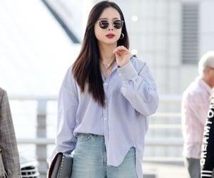 fashion, k-pop style, and solji image