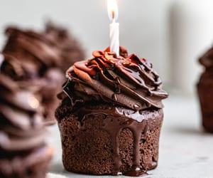 chocolate, cupcakes, and dessert image