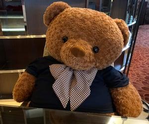 bangkok, teddy bear, and thailand image