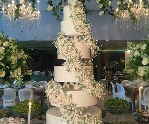 cake, wedding cake, wedding and white