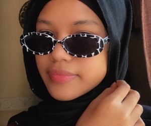 hijab, hijab style, and muslim image