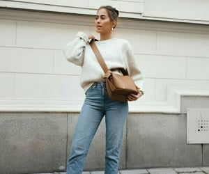 clothes, details, and street style image