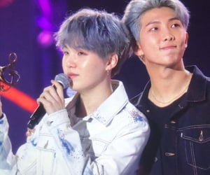 rm, yoongi, and kim namjoon image