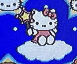 header, hello kitty, and icon image