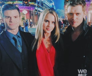 actor, elijah mikaelson, and niklaus image