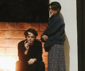 natalia dyer & charlie heaton