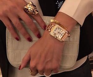 fashion, bracelet, and details image