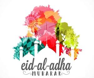 islam, eid mubarak, and islamic image