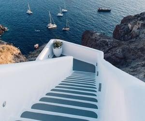Greece, Island, and santorini image