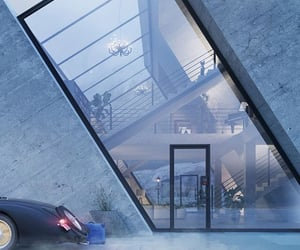 home, интерьер, and дом image