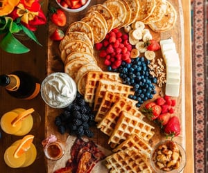 berries, delicious, and desserts image