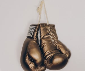 boxing gloves, couple, and girl power image