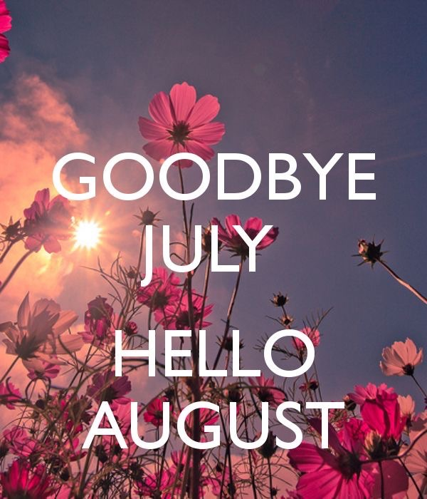 hello august, August, and summer image