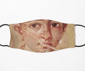 vintage art, historic art, and pompeii art image