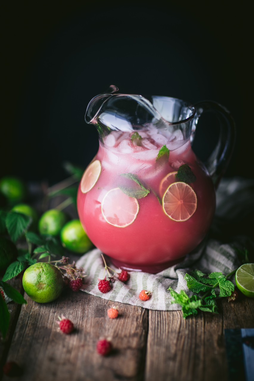 Berry Mojito | Adventure In Cooking
