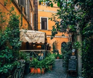 italy, city, and travel image