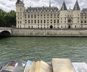 academia, aesthetic, and books image