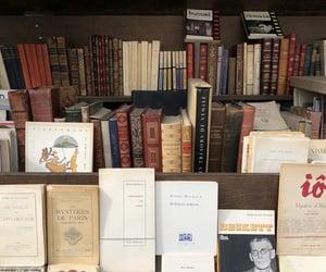 books, read, and dark academia image