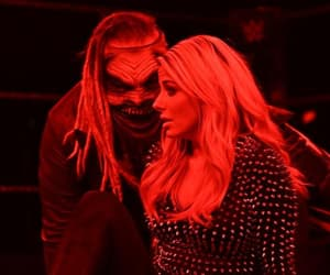 wwe, wwe smackdown, and the fiend image