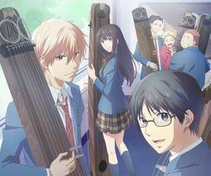 anime and koto oto tomare image