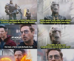 Avengers, iron man, and robert downey jr image