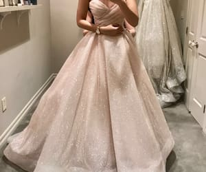 aesthetic, ball gown, and dress image