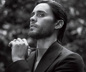 jared leto, beauty gorgeous, and male crush handsome image