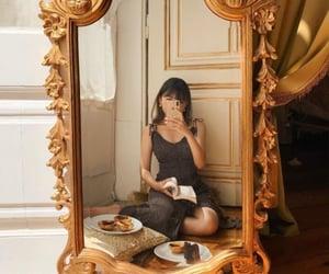 dress, fashion, and food image