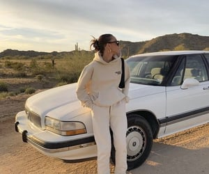 aesthetic, car, and outfit image