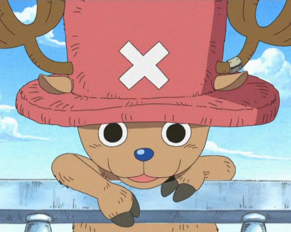 anime, chopper, and icon image