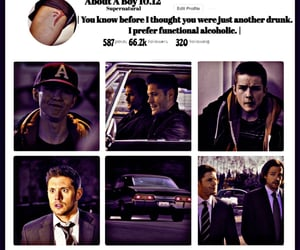 About a Boy, dean winchester, and edit image