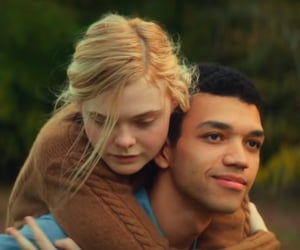 Elle Fanning and all the bright places image