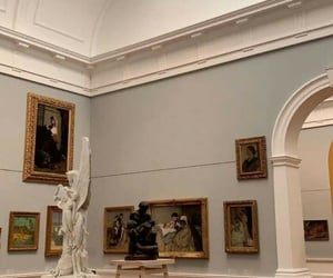 aesthetic, art, and museum image