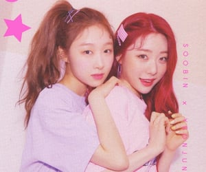 wjsn, yeonjung, and kpop image