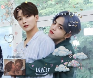 cyber, ship, and jeongcheol image