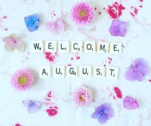 August, شهر, and اوت image