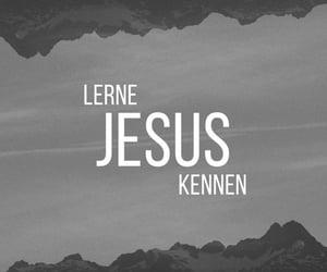 amen, jesus, and gott image