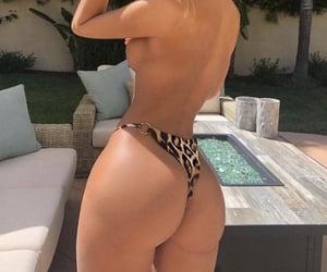 bikini, morning, and sex image