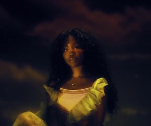 sza, aesthetic, and music image