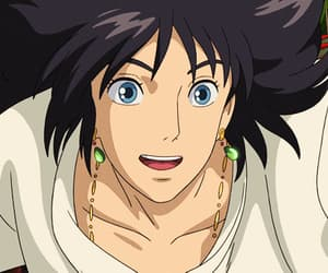 anime, howls moving castle, and anime boy image