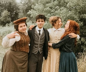 gilbert blythe, anne with an e, and netflix image