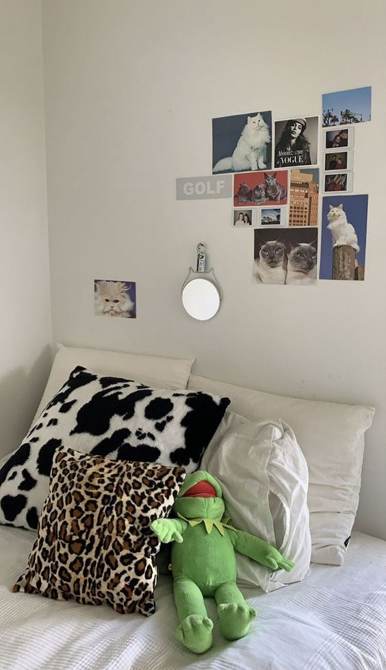 aesthetic, bedroom, and deco image