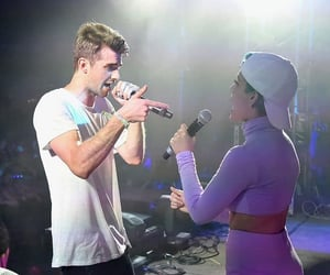 closer, halsey, and the chainsmokers image
