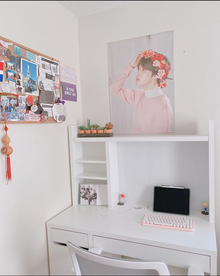aesthetic, room, and white image