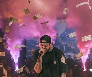 money, pink, and singer image