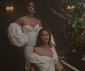 beyonce knowles, brown skin girl, and kelly rowland image