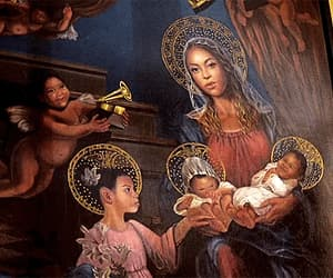 beyonce knowles, blue ivy, and blue ivy carter image