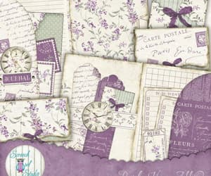 envelopes, etsy, and washi tape image